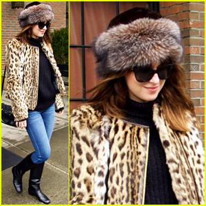Dakota Johnson Reveals Her Favorite 'Fifty Shades of Grey' Sex Scene