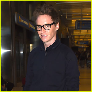 Eddie Redmayne & His British Colleagues Take Over America in This Clip - Watch Now!