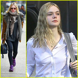 Dakota Fanning Fibbed About Knowing How To Play Badminton During An Acting Audition