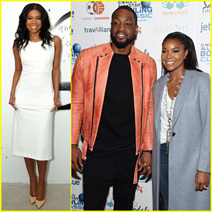 Gabrielle Union Reveals Dwyane Wade Writes Her Love Poems