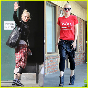 Gwen Stefani's Kids Asked if Pharrell Was Her Boyfriend!