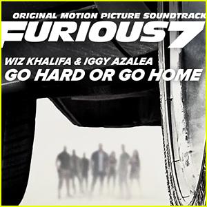 Wiz Khalifa & Iggy Azalea Drop Furious 7's 'Go Hard or Go Home' - Full Song & Lyrics!