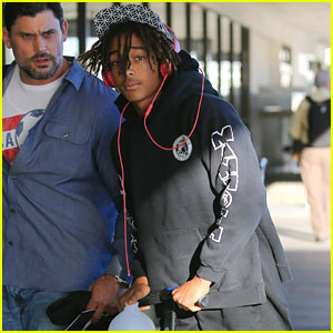 Jaden Smith Only Owns One Pair of Shoes, Doesn't Want to Be a 'Slave to Money'