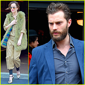 Jamie Dornan Opens Up on Uncomfortable 'Fifty Shades of Grey' Sex Scenes With Dakota Johnson