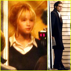 Jennifer Lawrence Called Oscars 'Train Wreck' By Josh Hutcherson