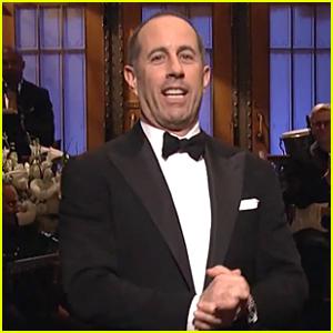 Jerry Seinfeld Makes Brian Williams Joke During 'SNL 40' (Video)