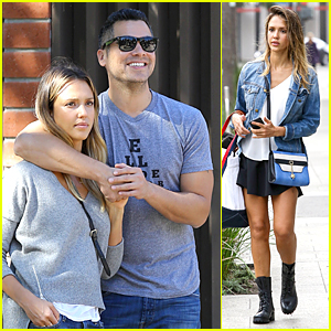 Jessica Alba's Young Daughter Haven Likes to Dance Inappropriately
