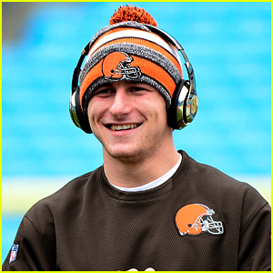Cleveland Browns Quarterback Johnny Manziel Enters Rehab