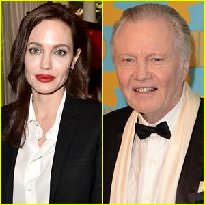 Angelina Jolie's Dad Jon Voight Says She Deserved an Oscar 2015 Nomination