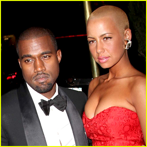 Kanye West Disses Amber Rose After Her Kardashian Feud