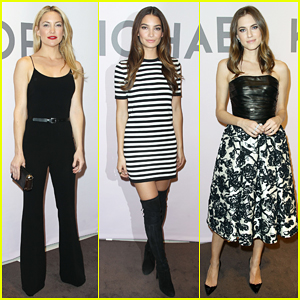 Kate Hudson Supports Michael Kors at Miranda Eyewear Collection Launch Party!