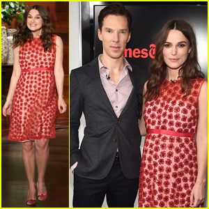 Keira Knightley Talks Pregnancy on 'Ellen' - Watch Now!