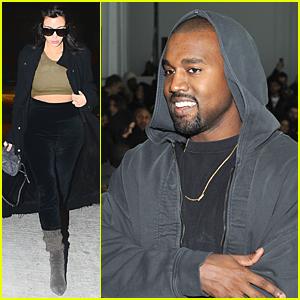 Kim Kardashian Leaves Kanye West in New York City During Fashion Week
