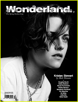 Kristen Stewart Shares Her Inspirational Views on Feminism