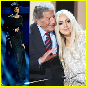 Lady Gaga, Tony Bennett, Jennifer Hudson & More Hit the Stage at Stevie Wonder Tribute Concert!