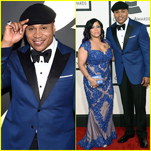 LL Cool J Brings Wife Simone Along to Support His Grammys Hosting Duties