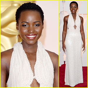 Lupita Nyong'o's Oscars 2015 Dress Has Been Stolen!