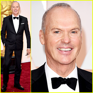 Michael Keaton Brought His Hot Son to Oscars 2015!