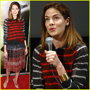 Michelle Monaghan Serves As Moderator at 'That Which I Love Destroys Me' Screening!