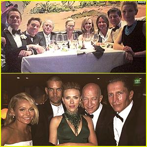 Neil Patrick Harris Had a Star-Studded Dinner After Oscars 2015