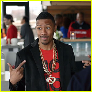 Foot Locker's Super Bowl 2015 Commercial Makes Nick Cannon Beg - Watch Now!