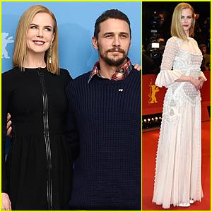 Nicole Kidman Debuts New Short Haircut at 'Queen of the Desert' Premiere