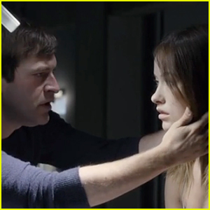 Olivia Wilde Scares Mark Duplass In 'Lazarus Effect' Clip (Exclusive)