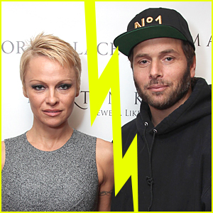 Pamela Anderson Files For Divorce From Rick Salomon For Third Time