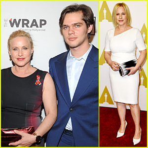 Patricia Arquette & Ellar Coltrane Are Perfect 'Boyhood' Mother-Son Duo at Pre-Oscar Events