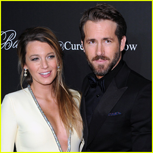 Is This What Blake Lively & Ryan Reynolds Named Their Baby?