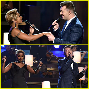 Sam Smith & Mary J Blige Sing 'Stay With Me' at Grammys 2015 - Watch Now