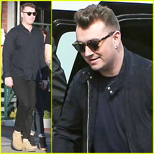 Sam Smith Nabs First Post-Grammy Win Gig at Hangout Music Fest