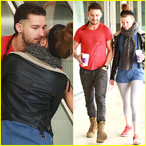 Who is shia labeouf dating 2018