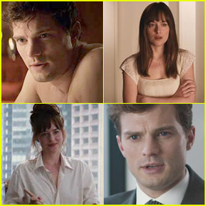 'Fifty Shades of Grey' Movie Clips - Watch All Five New Videos!