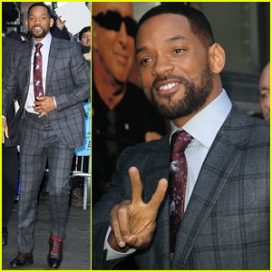 Will Smith Raps 'Gettin' Jiggy With It' Live - Watch Here!