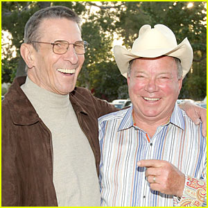 William Shatner Can't Attend Leonard Nimoy's