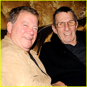 William Shatner Releases Statement on Leonard Nimoy's Death