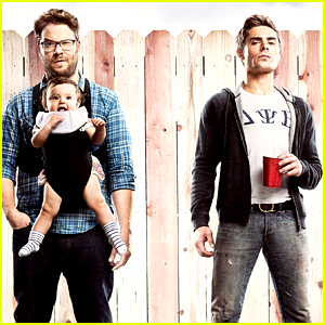 Zac Efron & Seth Rogen Will Re-Team for 'Neighbors 2'!