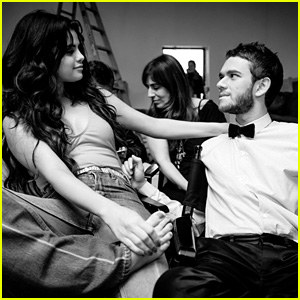 Zedd Met Selena Gomez By Chance After Having to Pee