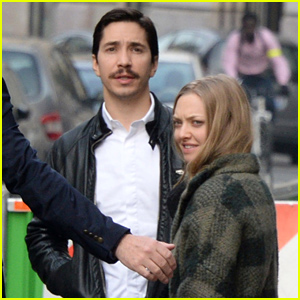 Amanda Seyfried & Justin Long Photographed Together for 1st Time in Months!