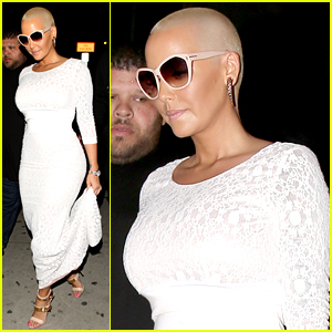 Amber Rose Is Reportedly 'Inundated' with Reality Show Offers