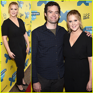 Amy Schumer & Bill Hader Debut 'Trainwreck' at SXSW!