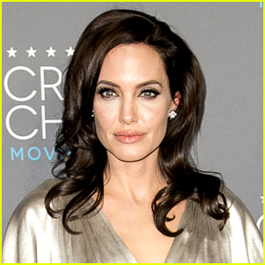 Angelina Jolie Removes Ovaries & Tubes Following Cancer Scare, Is Going Through Menopause