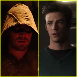 New 'Arrow' & 'The Flash' Sizzle Reels Reveal Major Spoilers!
