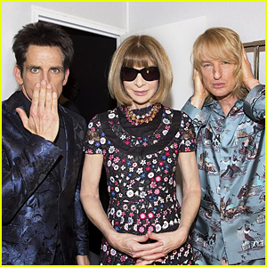Ben Stiller Walks Valentino Runway as Derek Zoolander, Paramount Announces Sequel (Photos & Video)
