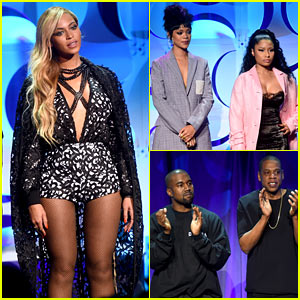 Beyonce, Rihanna, & Many More Join Forces to Launch Tidal!