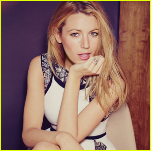 Blake Lively's Hubby Ryan Reynolds Is Teaching Her How to Fix Up Motorcycles