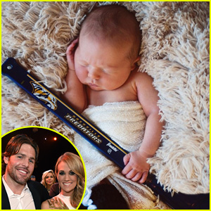 Carrie Underwood Shares First Photo Of Baby Boy Isaiah