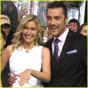 Chris Soules & Whitney Bischoff Keep Mum On Their Wedding Plans, Talk 'DWTS' on 'GMA' - Watch Now!
