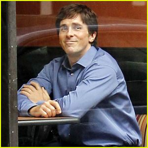 Christian Bale Sports New Short Hair for 'Big Short' Filming